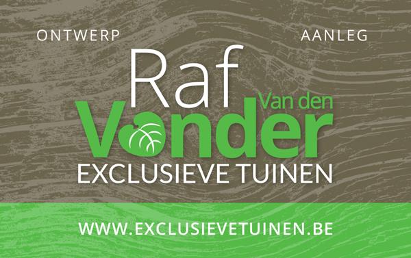 Exclusieve tuinen by Raf Van den Vonder